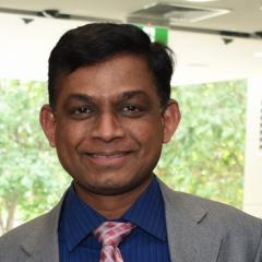 Dr Sree Krishna Venuthurupalli